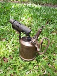 Maçarico suíço a carbureto feito em bronze