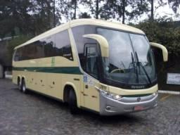Ônibus Paradiso 1200 G7 Mercedes 0500 RS 6X2 Único Dono Executivo Completo