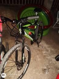 Bicicleta Alfameq aro 26 quadro 21 alumínio comprar usado  Volta Redonda