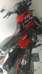Moto Honda NX200 comprar usado  Caucaia
