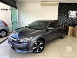 Honda - civic 2.0 16vone EXL 4 portas