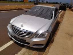 Sucata Mercedes Benz E500 Guard 2010/2011