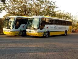 Ônibus Rodoviário Comil 3.45 ano 2000 Mercedes O400 eletrônico