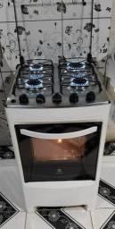 Excelente fogão Electrolux  top de 4 bocas automático bem conservado