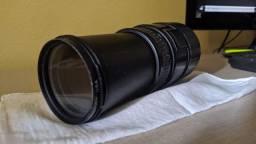 Lente Sigma 70-300 para Nikon