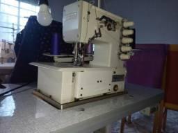 Maquina de custura galoneira 3 linha