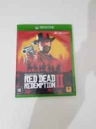Vendo Jogo RED Dead Redemption II xbox