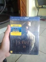 O Hobbit: A desolação de Smoug Blu Ray 3D comprar usado  João Pessoa