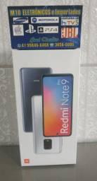 Xiaomi redmi note 9 pro 128gb 6gb ram novo lacrado