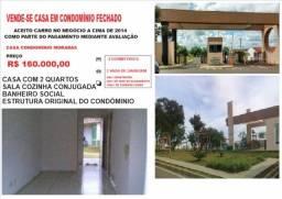 Casa Em Condomínio Fechado (Venda)