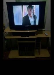 Tv 29 polegadas + Conversor com controle remoto