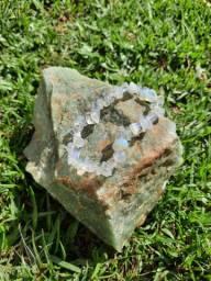 Pulseira de pedra da lua