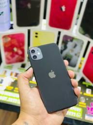 IPhone 11 preto seminovo + Garantia Apple