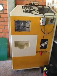 Máquina de suco laranja, limão e maracujá industrial