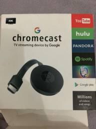 Chromecast cast