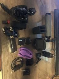 Câmera Gopro Hero 5 Black + Dome SHOOT