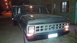 Caminhão F4000 Ano 1980