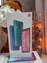 Revolução! Redmi 9 da Xiaomi.. NOVO LACRADO COM GARANTIA e entrega hj