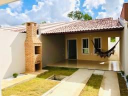 WS casa nova com 2 quartos 2 banheiros com documentação gratis