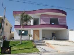 Excelente casa de alto padrão no condomínio Blue Garden