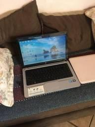Notbook core i3 5 de ram 500 de HD leia a obs com mais dois Notbook incluso