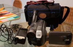 Filmadora JVC 44x - Modelo GR-AXM300