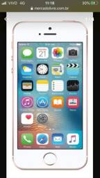 Troco iPhone SE 128 gigas