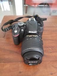 Câmera Fotográfica Nikon D3200 Profissional