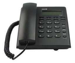 Telefone fixo com identificação de chamadas está em Ariquemes