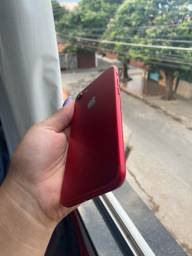iPhone 7 red (edição limitada) 32gb