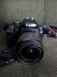 Canon 450D bem conservada