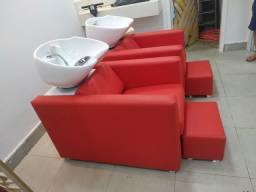Lavatório cabelo!!!! ***Só Salão, moveis finos para salão de beleza