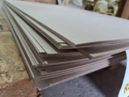 Chapas Papelão Chapas Pardo Compacto 0,73m x 1,18m