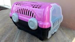 Caixa transporte de pet Cão e gato N 01 Luxo