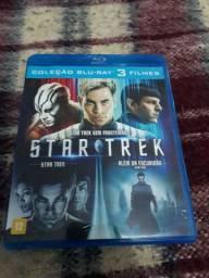 Trilogia Star Trek - Blu-ray