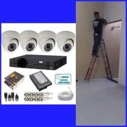 Monitoramento Residencial e Comercial
