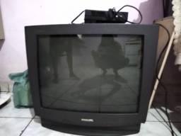 Vendo tv já com conversor