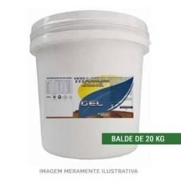 Gel de Plantio (retentor de líquido e nutrientes)