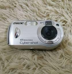 Câmera Cyber Shot