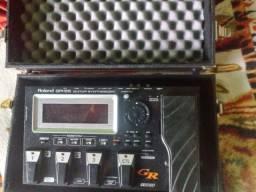 Gr55 roland troco por violão