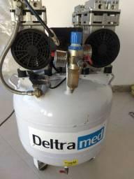 Compressor odontológico 65 litros