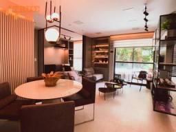 JS- Lindo apartamento de 2 e 3 quartos em Monteiro - 58/72m² - Edf. Lucas Friedheim
