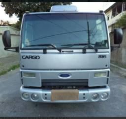 Caminhão Ford gargo 816.