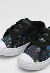 Sapato infantil masculino.