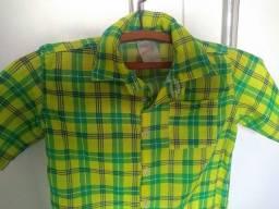 Camisa Nova Matuto Festa Junina
