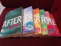 Box de livros After