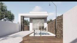 Casa com vista para o mar em Carapibus