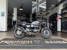 Título do anúncio: Triumph Speed Twin 1200cc.2019/2020