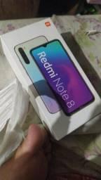 Redmi Note 8 - Trocar com volta minha no IPhone 7 plus -