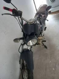 Título do anúncio: Moto 125 ducar